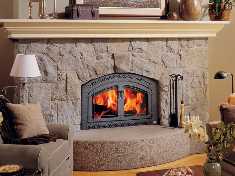 44 Elite Zc Wood Burning Fireplace Glenco Fireplaces