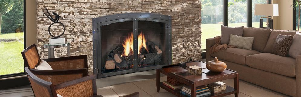 Design Specialty Doors Glenco Fireplaces
